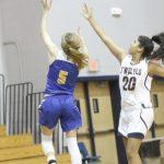 Lexington Jr, Varsity Girls Basketball vs White Knoll