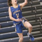 Lexington Jr. Vqaarsity Boys Basketball vs Chapin