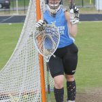 Lexington Varsity Girls Lacrosse Practice