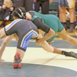Lexington Varsity Wrestling vs River Bluff, Playoffs, Round 1