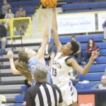 Lexington Jr Varsity Girls Basketball vs Chapin