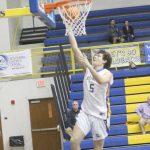 Lexington Jr. Varsity Boys Basketball vs Chapin