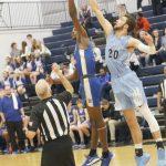 Lexington Varsity Boys Basketball vs Chapin