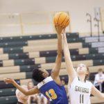 Lexington Jr Varsity Girls Basketball vs RiverBluff