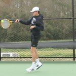 Lexington Jr Varsity Boys Tennis vs Irmo
