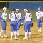Lexington Varsity Softball vs S. Aiken