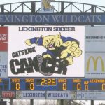 Lexington Varsity Boys Soccer vs W. Florence
