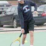 Lexington Jr Varsity Boys Tennis vs AC Flora