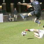LexingtonVarsity Mens' Soccer vs White Knoll