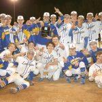Lexington Varsity Baseball vs River Bluff, Naturechem Championship Game