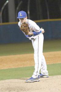 Lexington Jr Varsity Baseball vs Spring Valley