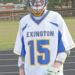Lexington Jr Varsity Boys Lacrosse vs Nations Ford