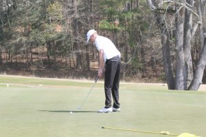 Lexington Varsity Boys Golf, Chapin, N. Augusta, Battle of the Dam