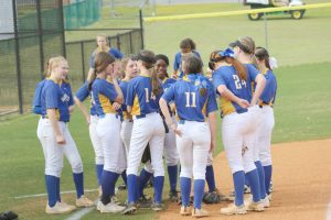 Lexington Jr Varsity Girls Softball vs Cardinal Newman