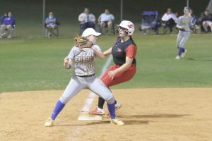 Lexington Varsity Girls Softball vs Cardinal Newman