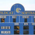 Lexington Jr Varsity Softball vs Blythewood