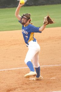 Lexington Jr. Varsity Girls Softball vs River Bluff, Championship, Show 1