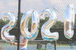 Varsity Girls tennis Senior Recognition River Bluff