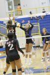 Lexington Varsity Girls Volleyball Scrimmage Gilbert