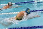 Girls Sink Gators; Boys Fall in Tight Race