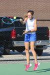 Lexington Varsity Women's Tennis vs Gilbert