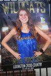Lexington Varsity Football Sr Posters, Football, Cheer, Trainers, Band, Cross Country