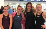 Girls Swim to 3rd in Region with Strong Showing at State