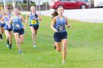 Lexington Varsity Girls Cross County, Region
