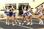 Lexington Varsity Cheer, Irmo Competition