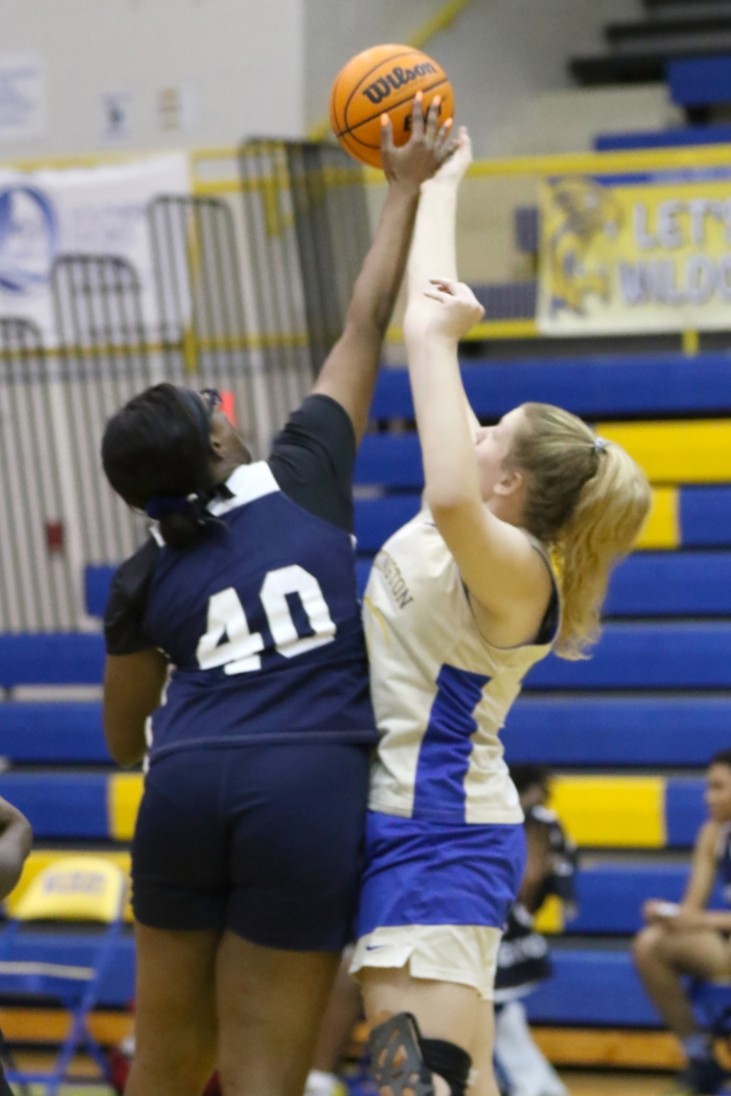 Lexington Varsity Girls Basketball vs Blythewood, Scrimmage