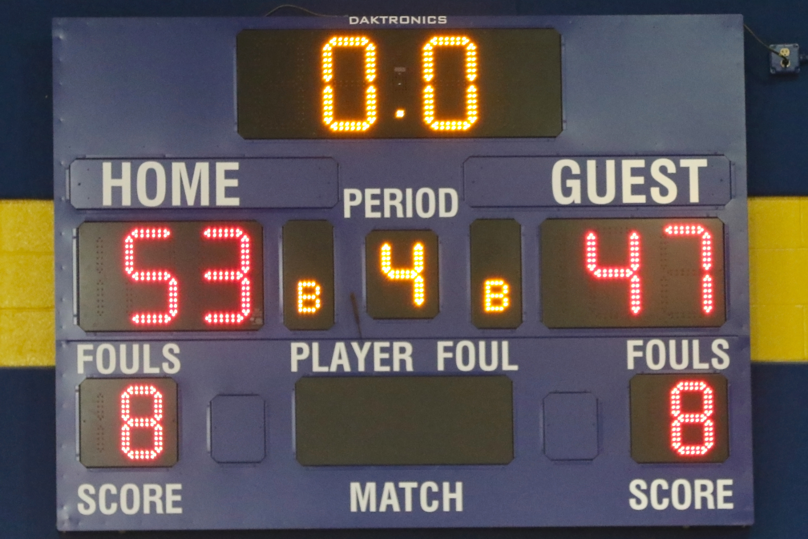 Lexington Varsity Boys Basketball vs WKHS, Lake Murray Championship
