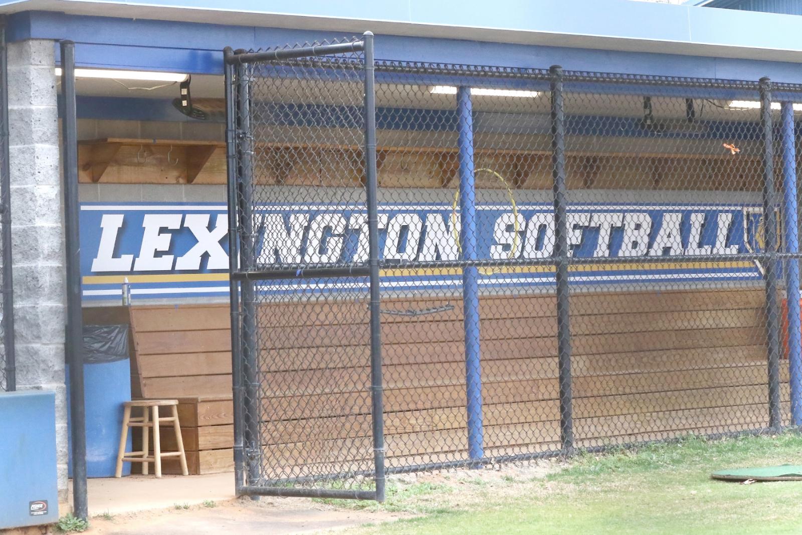 Lexington Jr Varsity Softball vs Gilbert