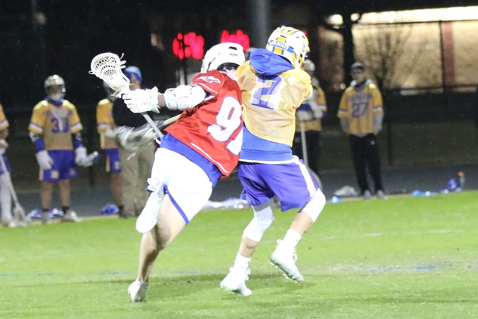 Lexington Varsity Boys Lacrosse vs Hammond