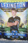 Lexington Varsity Boys Soccer, Sr Recognition
