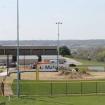 Bryan High Softball Field Construction Update