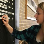 Bryan Track and Field Record Board updated