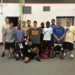 Wrestling Bears go to Camp