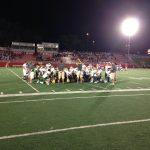 Bryan High School Varsity Football falls to Omaha South High School 41-38