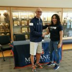 Sierra Roseby signed with Midland University to play Basketball