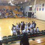 Bryan High School Girls Varsity Basketball falls to Burke High School 55-47