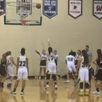 Bryan High School Girls Varsity Basketball falls to Westside High School 67-34