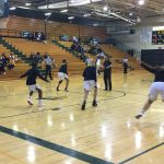 Girls Varsity Basketball falls to Omaha Central 40 – 22