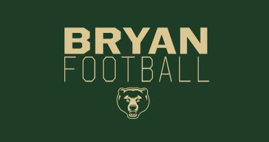 Bryan Football Gear