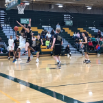 Boys Varsity Basketball beats Fremont 103 – 102