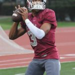 Quarterback Newton works to forge own path