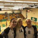 Varsity Volleyball UPSETS Rome HS in State Tournament