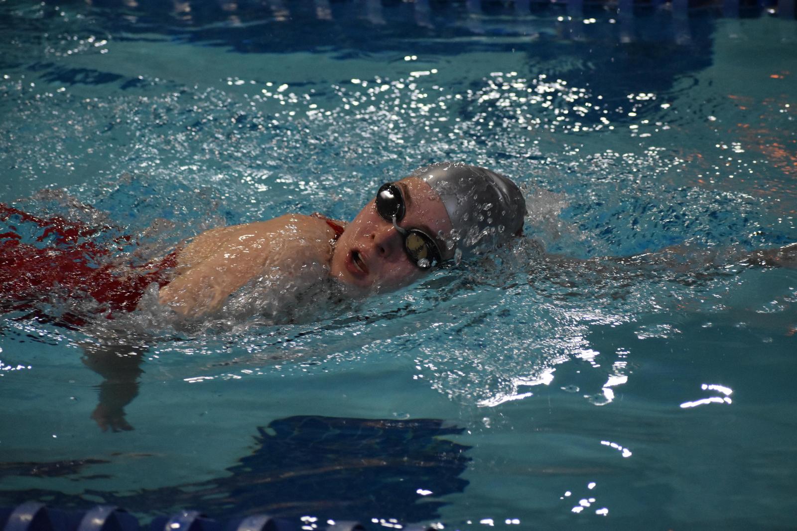 Swim Team Success at Riverwood Invitational