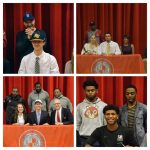 Grady Seniors sign on NCAA National Signing Day