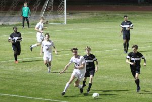 Grady Boys JV Soccer v Woodward