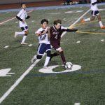 boys jv soccer v north spring